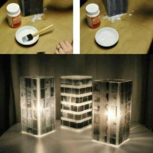 negative lamps