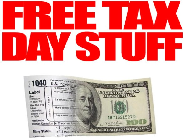 Free-Tax-Day-Stuff