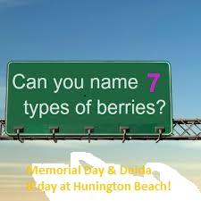 beach berries