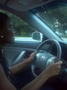JC driving