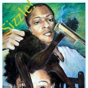 hair sizzle
