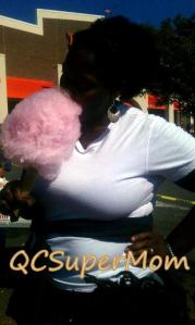 Cotton Candy is not the norm!