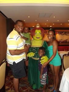 Sekeitha & Family