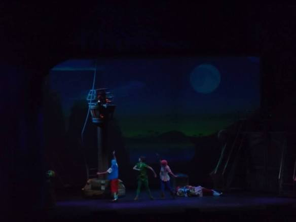 Jake and the Never Land Pirates with surprise visit from Tinker Bell & Peter Pan