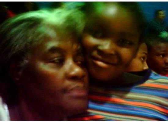 The best mother ever! My mom and daughter