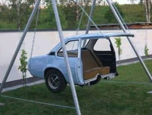 What if you could save your car from becoming a swing to soon?