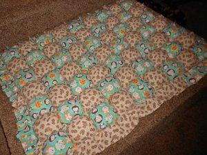 $80 puff quilt