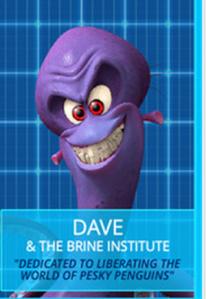 Dr. Octavius Brine