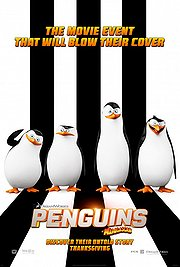 Penguins Of Madgascar