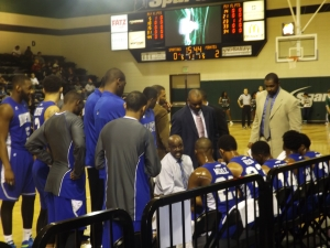 Hampton Mens Basketball