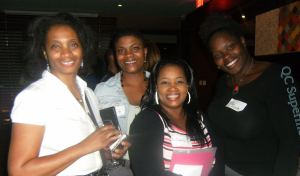 Charlotte Speed networking