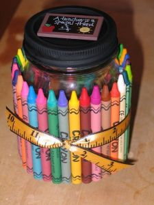 crayons gifts
