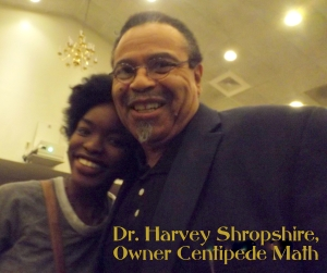 Dr Shropshire and Cassie Sweetz