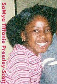 SaMya T. Pressley Scott -my angel