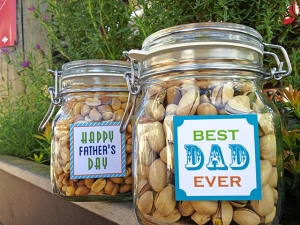 dads gifts in jars