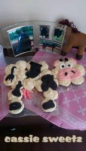 cassie smash cow
