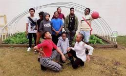 teens garden